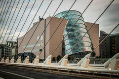 Dublin Convention Center Stock Photo