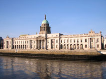 Dublin Custom House Royalty Free Stock Photos