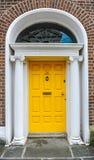 Dublin Doors Stock Images