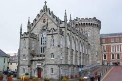 dublin för den bedford slottclosen tower det genelogical kontoret upp Arkivbild