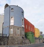 dublin för den bedford slottclosen tower det genelogical kontoret upp Fotografering för Bildbyråer