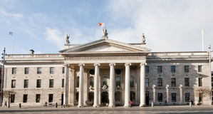 Dublin General Post Office building Stock Images