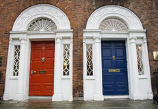 Free Dublin Georgian Doors Stock Photo - 3673340