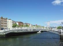 Dublin, Ireland royalty free stock photo
