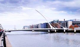 dublin ireland Royaltyfria Bilder