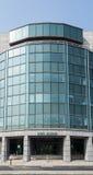 DUBLIN Ireland - August 2, 2015: Ireland's International Financi Royalty Free Stock Photography