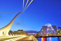 Dublin Ireland center symbol - spire Stock Images