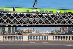 DUBLIN, IRELAND - Sept 20, 2012: Dublin City, Ireland. Dublin. Stock Photo