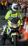 Garda - Irish police officers Royalty Free Stock Images