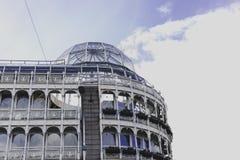 View of Stephen`s Green shopping centre in Dublin city centre ne Stock Photos