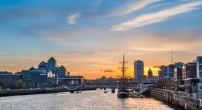 Dublin Ireland Stock Photography