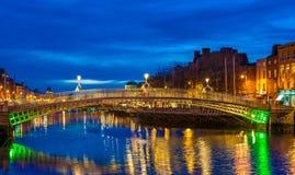 Dublin Ireland Stock Image