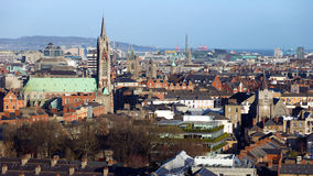 Dublin Ireland royalty free stock image
