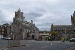 Dublin in Irland Stockfoto