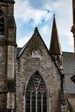 DUBLIN, IRLAND - 31. AUGUST 2017: Stadt von Dublin Ireland Stockfotos