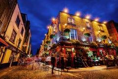Dublin Irland - Juli 20th 2015 royaltyfri foto