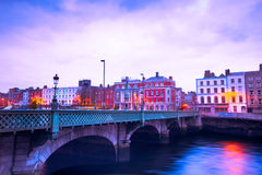 Dublin Irlandia zdjęcie stock