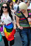 Dublin LGBTQ Pride Festival 2010 Royalty Free Stock Image