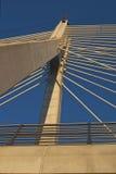 Dublin Luas bridge Royalty Free Stock Photos