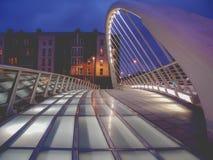 Dublin at night Royalty Free Stock Photography