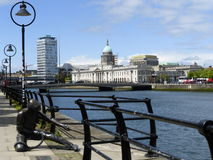 Dublin Quays royalty free stock photos