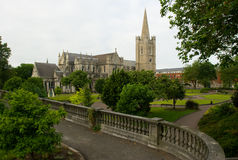 Dublin Saint Patrick's Church Royalty Free Stock Photo