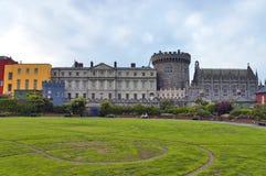 Dublin-Schloss Stockfotografie