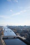 Dublin Skyline Fotografering för Bildbyråer