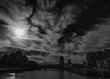 Dublin Skyline Imagen de archivo libre de regalías