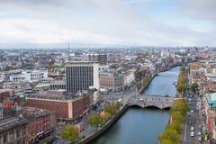 Dublin Skyline Royalty Free Stock Image