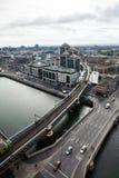 Dublin Skyline Stock Photos
