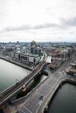 Dublin Skyline Royalty Free Stock Photos