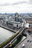 Dublin Skyline Stock Images