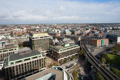 Dublin Skyline Royalty Free Stock Photos