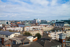 Dublin Skyline Stock Photography