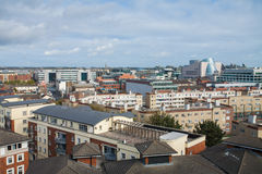 Dublin Skyline Stock Images