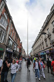 Dublin Spire Royalty Free Stock Photos