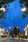 dublin spire royaltyfria foton