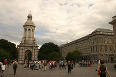 Dublin Square Stockbilder