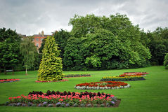 Dublin, St Stephen's Green Stock Images