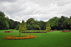 Dublin, St Stephen's Green Stock Photos