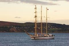 Dublin Tall Ship races 2012 stock photos