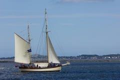 Dublin Tall Ship races 2012 Royalty Free Stock Photo