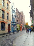 Dublin Temple Bar Royalty Free Stock Photo