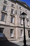 Dublin Trinity College Lizenzfreie Stockfotos
