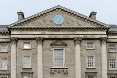 Dublin,Trinity College Royalty Free Stock Images