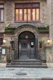 Dubliner Irish Pub in New York stock photos