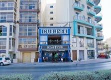 Dubliner Saint Julians Stock Photos