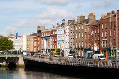 Dublino Fotografie Stock
