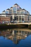 Dublino del centro Immagine Stock